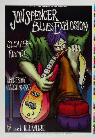 The Jon Spencer Blues Explosion Proof
