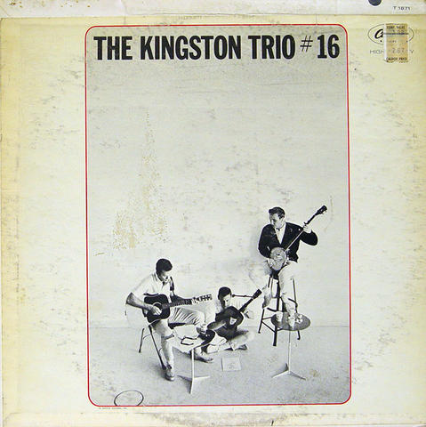 The Kingston Trio Vinyl (Used)