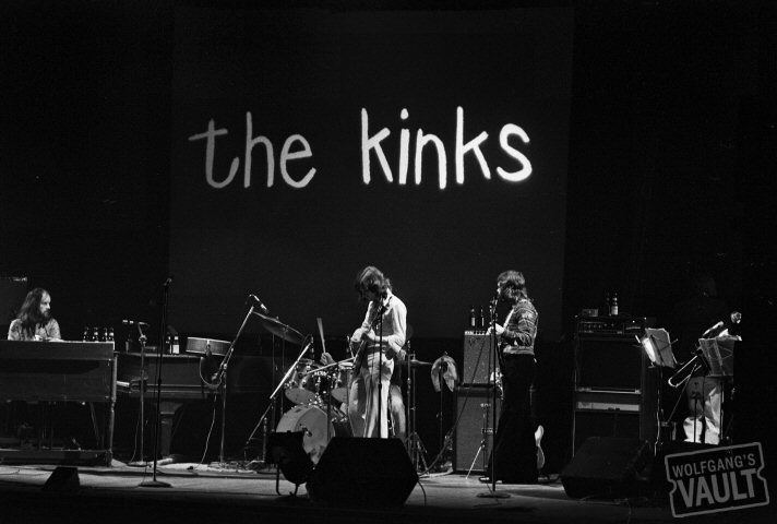 The Kinks Fine Art Print