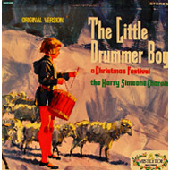 "The Little Drummer Boy, A Christmas Festival Vinyl 12"" (Used)"