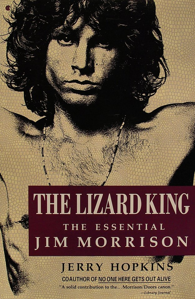 the lizard king the essential jim morrison book 1992