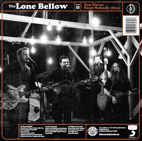 The Lone Bellow / Brandi Carlile Vinyl