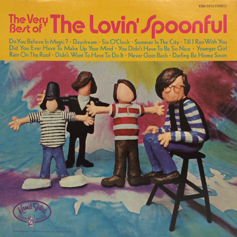 The Lovin' Spoonful Vinyl (Used)