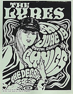 The Lyres Handbill