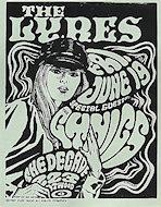 The Lyres Handbill