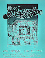 The Magazine Store Handbill