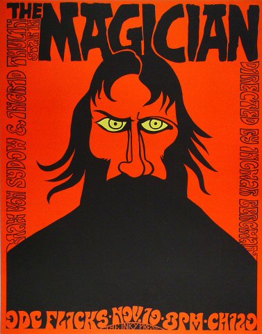 The Magician Serigraph