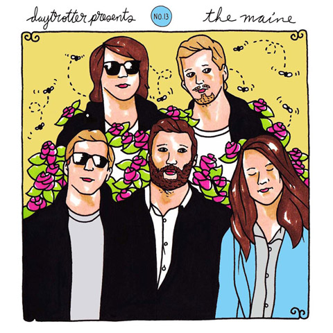 Daytrotter The Maine Vinyl