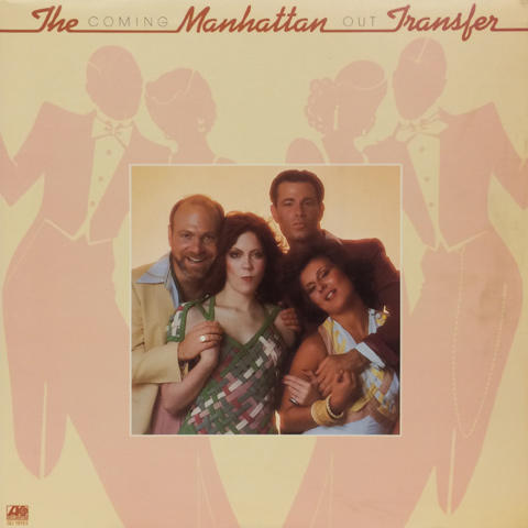 The Manhattan Tranfer Vinyl (Used)