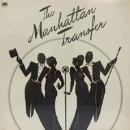 The Manhattan Tranfer Vinyl