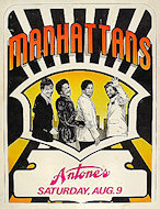 The Manhattans Poster