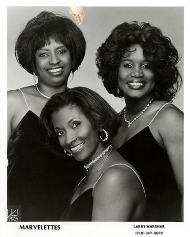 The Marvelettes Promo Print