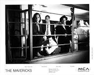 The Mavericks Promo Print