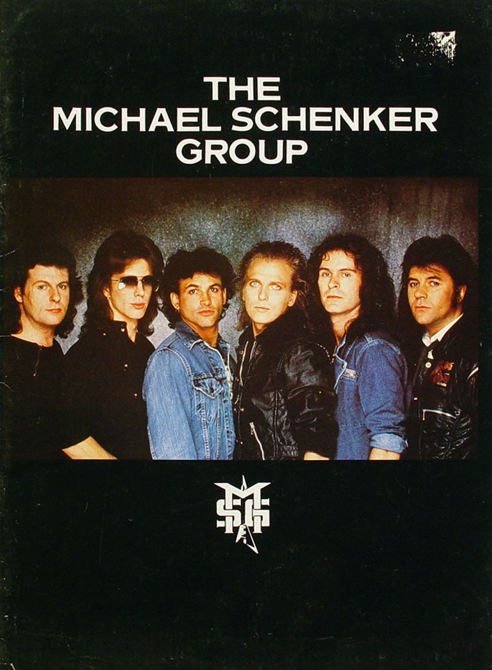 The Michael Schenker Group Program