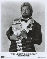 The Million Dollar Man Promo Print