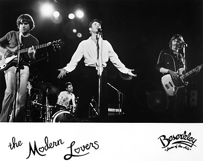 The Modern Lovers Promo Print