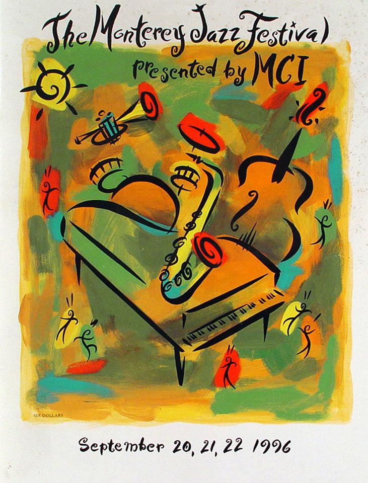 The Monterey Jazz Festival Program