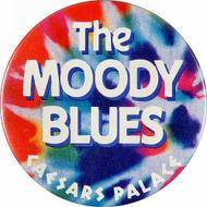 The Moody Blues Pin