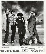 The Moody Blues Promo Print