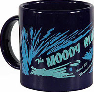 The Moody Blues Vintage Mug