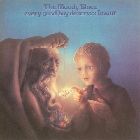 The Moody Blues Vinyl (Used)