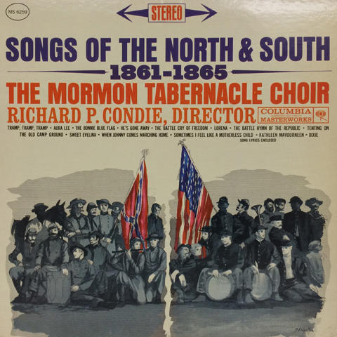 The Mormon Tabernacle Choir Vinyl (Used)