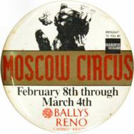 The Moscow Circus Pin