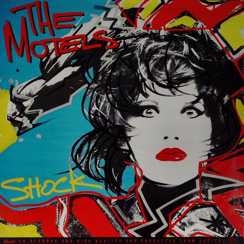 The Motels Poster