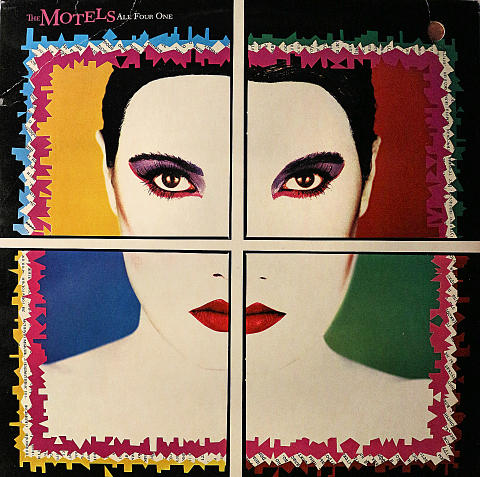 "The Motels Vinyl 12"" (Used)"