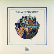 "The Motown Story Volume Three Vinyl 12"" (Used)"