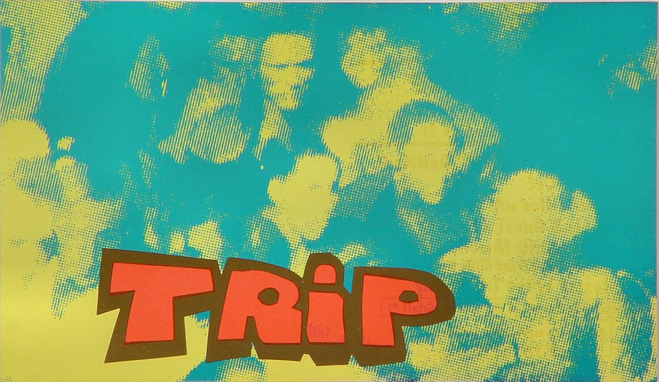 The Nation of Trip Handbill