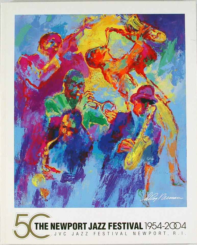 The Newport Jazz Festival Program