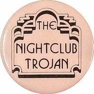 The Nightclub Trojan Vintage Pin