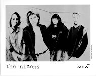 The Nixons Promo Print