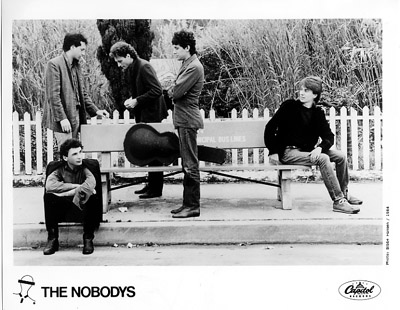 The Nobodys Promo Print