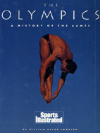 The Olympics: A History of the Games Book