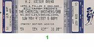 The Orb 1990s Ticket