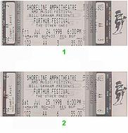 The Other Ones 1990s Ticket