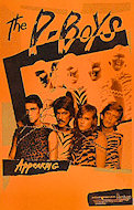 The P-Boys Poster