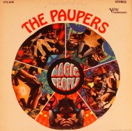 "The Paupers Vinyl 12"" (Used)"
