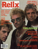 Mickey Hart Magazine