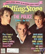 The Police Rolling Stone Magazine