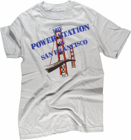 The Power StationMen's Vintage T-Shirt