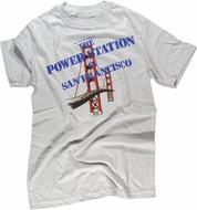 The Power Station Men's Vintage T-Shirt