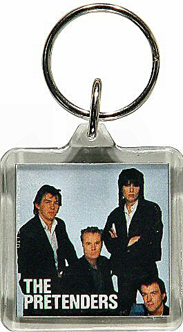The Pretenders Keychain