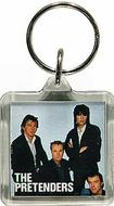The Pretenders Plastic Keychain