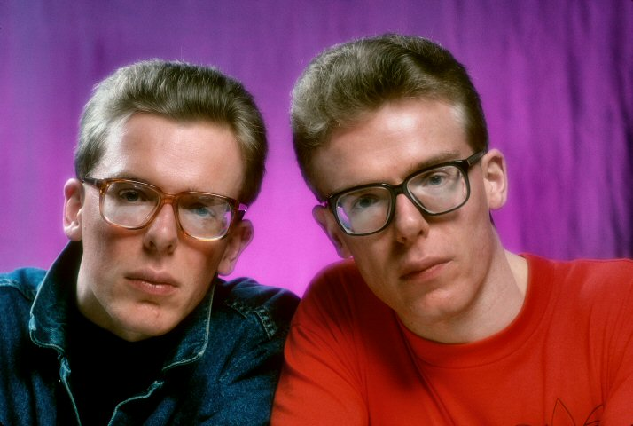 The Proclaimers BG Archives Print