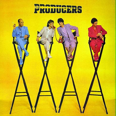 "The Producers Vinyl 12"" (Used)"