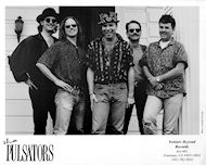 The Pulsators Promo Print