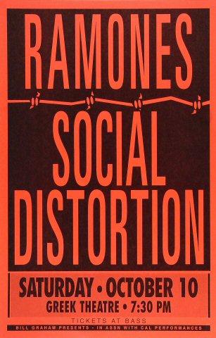 The Ramones Poster